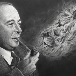 C.S. Lewis & the Untamed Lion