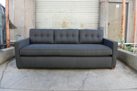 We'll help you determine the best proportions for converting your preferred  sofa style into a sleeper sofa!