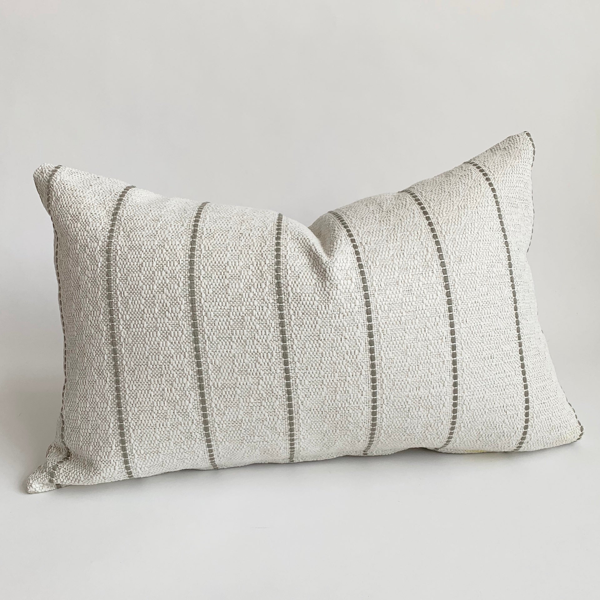 Blanca Lumbar Pillow $100