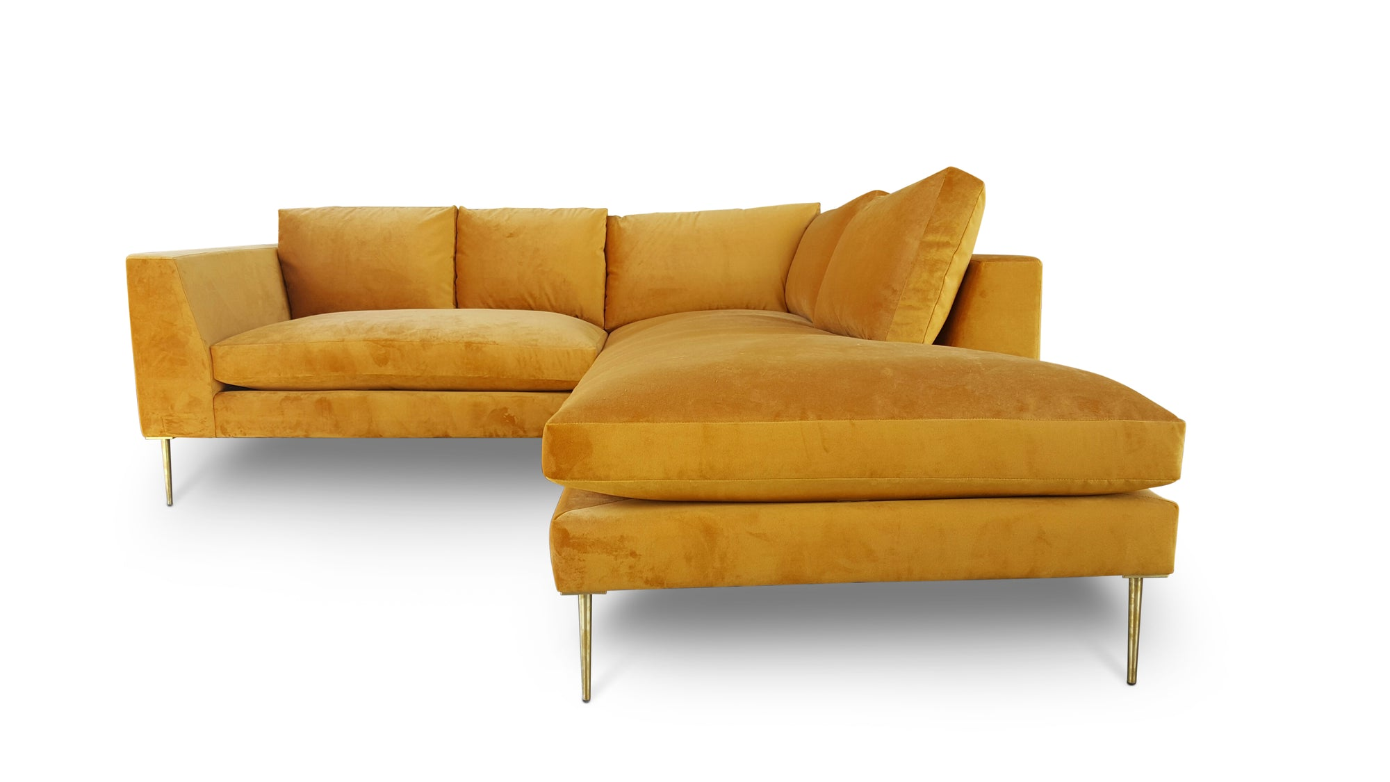 Clad Home Larchmont Sectional Sofa
