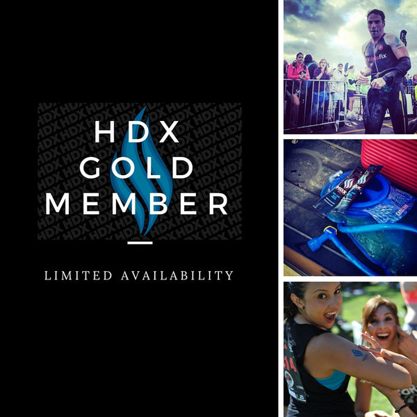 HDX Gold Member Program - HDX Hydration Mix | HDXmix.com