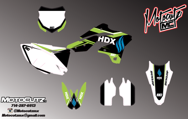 HDX MX Kit - HDX Hydration Mix | HDXmix.com  - 3