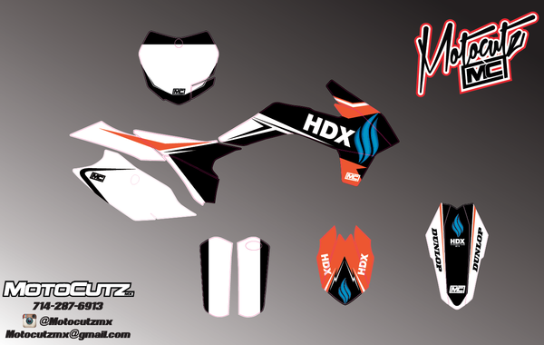 HDX MX Kit - HDX Hydration Mix | HDXmix.com  - 4