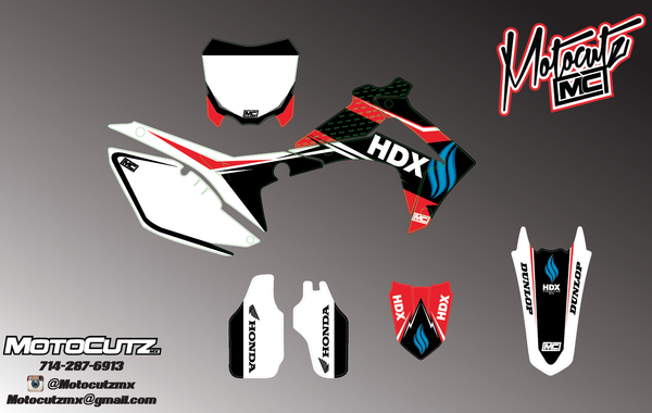 HDX MX Kit - HDX Hydration Mix | HDXmix.com  - 5