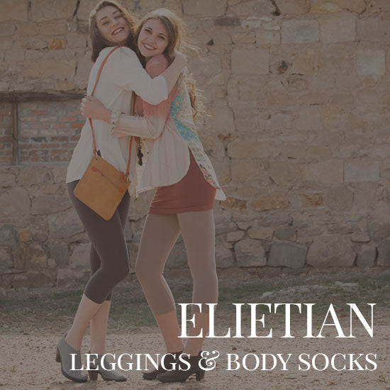 elietian leggings and body socks