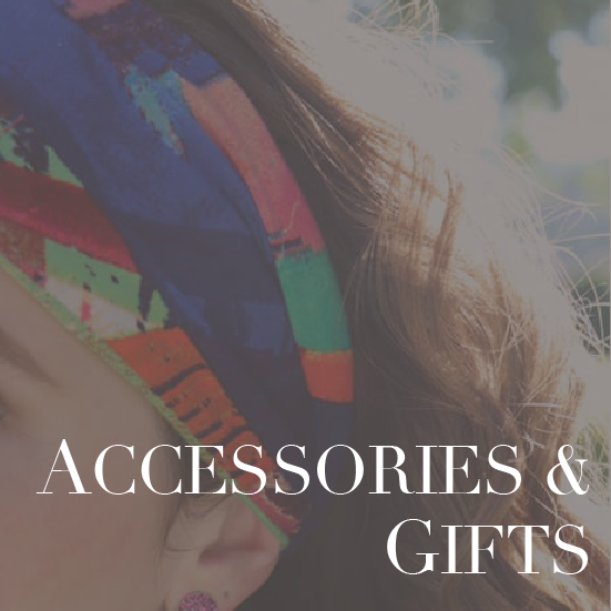 Hair accessories, handbags, vests Tailored West