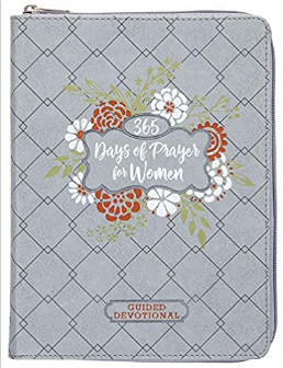 365 Days of Prayer for Women Ziparound Devotional