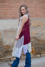 Load image into Gallery viewer, Ultimate Boho Duster Vest