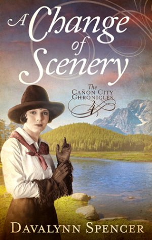 A Change of Scenery Book by Davalynn Spencer - Book 4