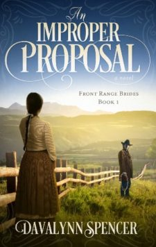 An Improper Proposal Book by Davalynn Spencer - Book 1