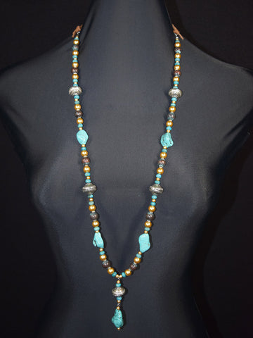 Taos Way Necklace - #17