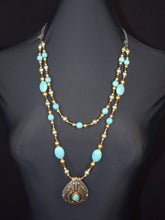 Load image into Gallery viewer, Taos Way Necklace - #16