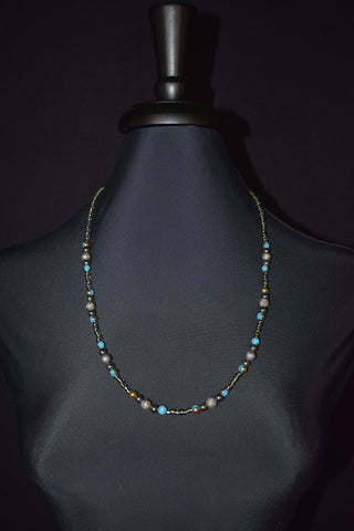 Alloys & Bling Necklace - #21