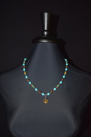 Taos Way Necklace - #22