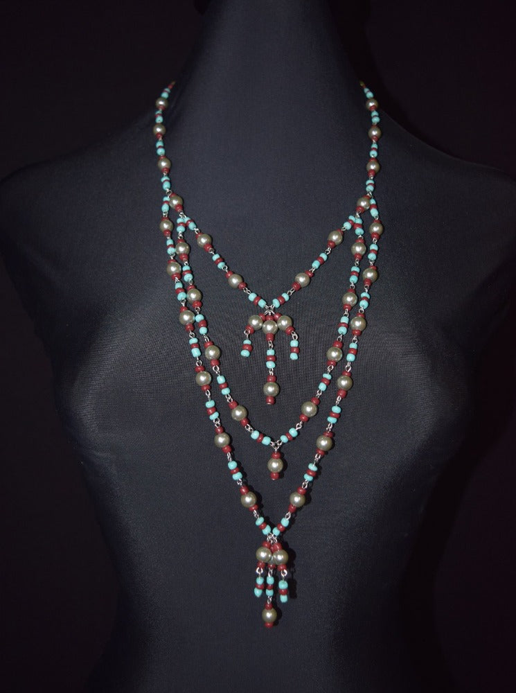 Indigenous Necklace - #13