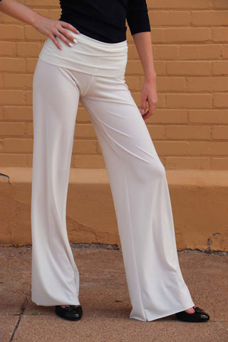 TW Totally Wow Pant - Solid Ivory