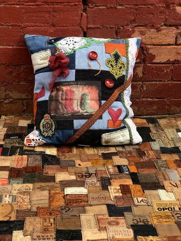 The Journey Pillows