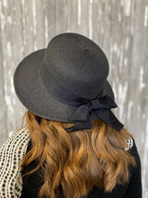 Load image into Gallery viewer, Paper Braid Dimensional Brim Hat - Multiple Colors