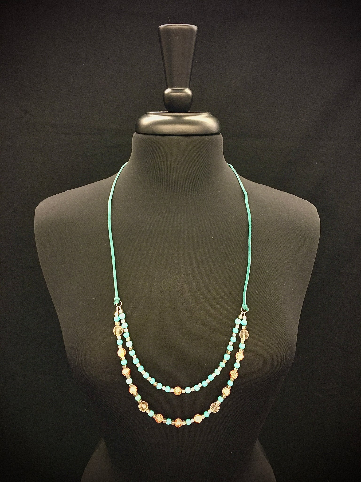 Taos Way Necklace - #1
