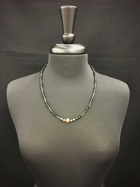 Alloys & Bling Necklace - #3