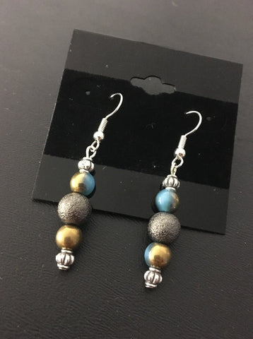 Alloys & Bling Earrings - #1