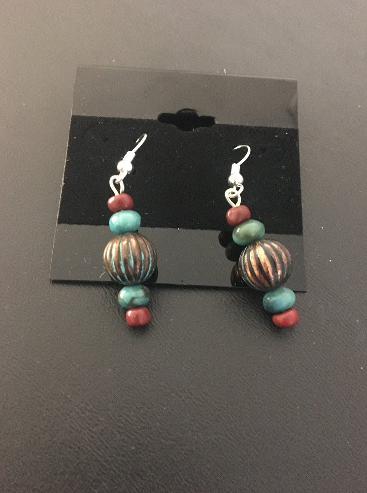 Taos Way Earrings - #1