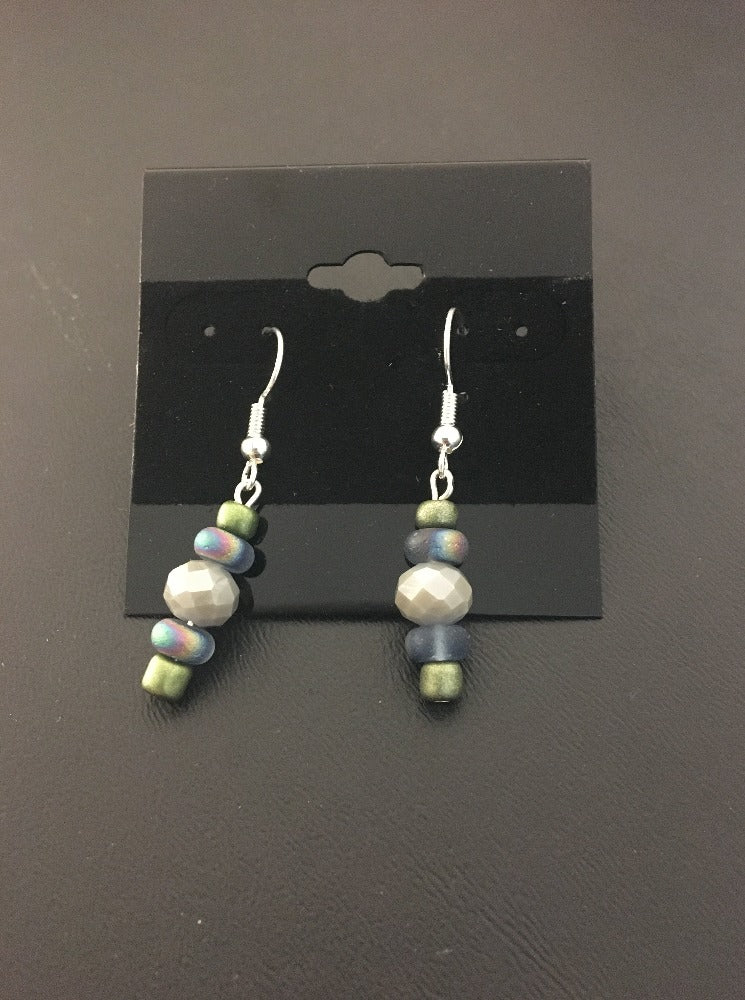 Taos Way Earrings - #2