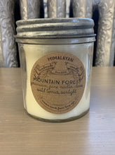 Load image into Gallery viewer, Himalayan 10oz Glass Jar Candle - 3 Scents