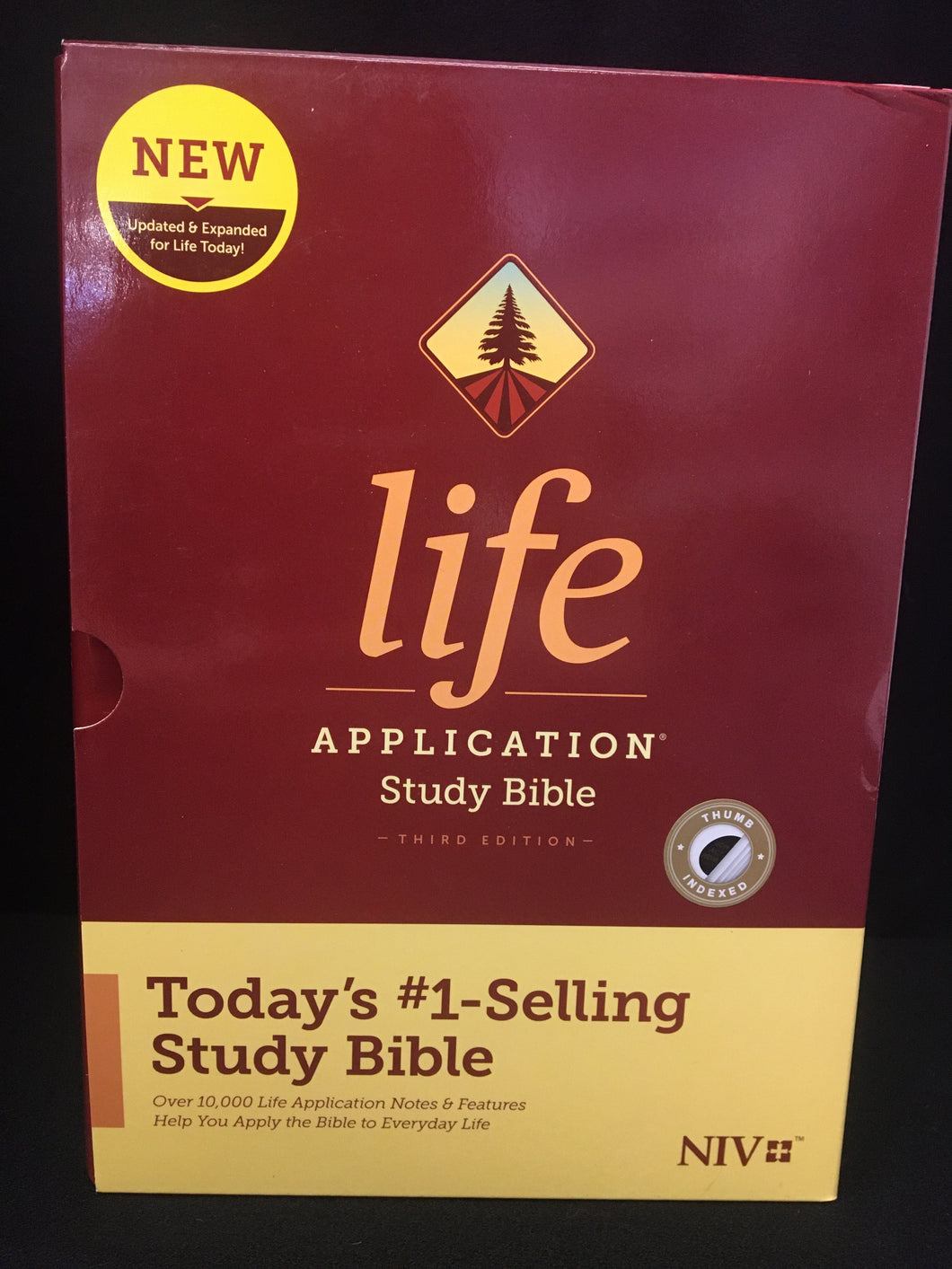NIV Life Application Study Bible (Third Editions)