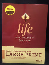 Load image into Gallery viewer, NIV Life Application Study Bible (Third Editions) - Large Print Addition