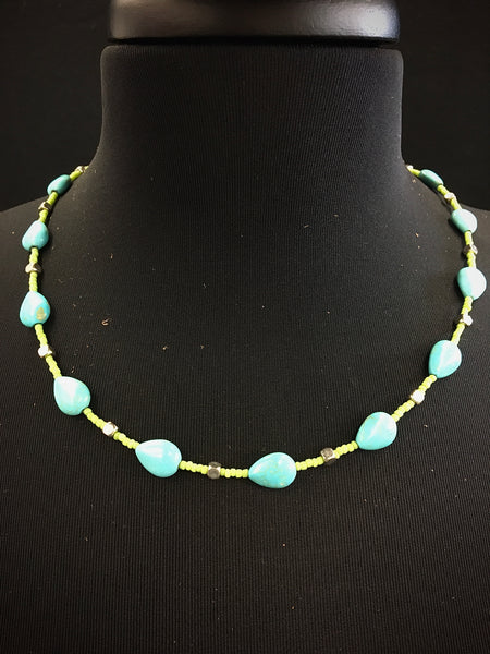 Sunny Side Necklace - CC