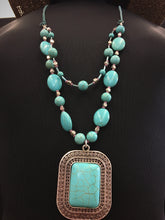 Load image into Gallery viewer, Indigenous Necklace - JJ