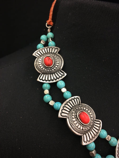Taos Way Necklace - C