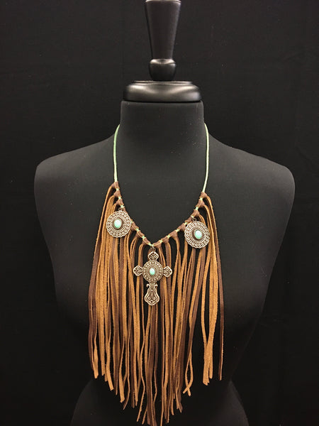 Taos Way Necklace - H