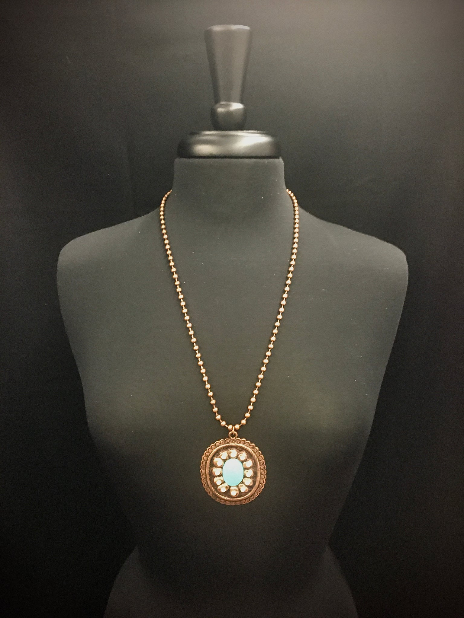 Alloys & Bling Necklace - #12