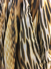 Load image into Gallery viewer, Infinity Scarf - Tiger Stripes