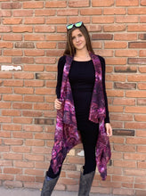 Load image into Gallery viewer, Cascade Vests - Fuchsia Rose