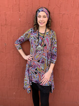 Load image into Gallery viewer, Neenya Dress - Retro Paisley