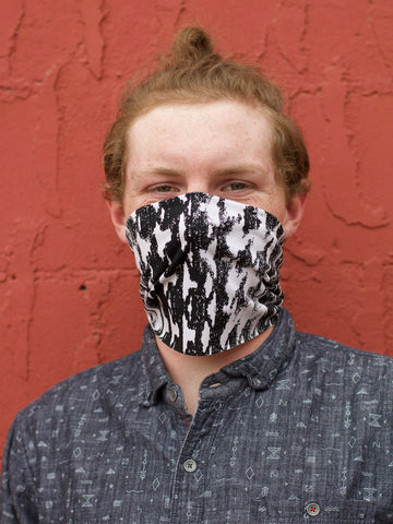 American Made Masks™ Fabric Mask - Houndstooth
