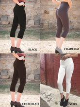 Load image into Gallery viewer, Capri Leggings