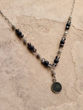 Load image into Gallery viewer, Go With The Flow Medallion Necklace