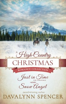 A High-Country Christmas Book by Davalynn Spencer