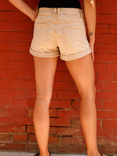Load image into Gallery viewer, Maggie Shorts - Khaki