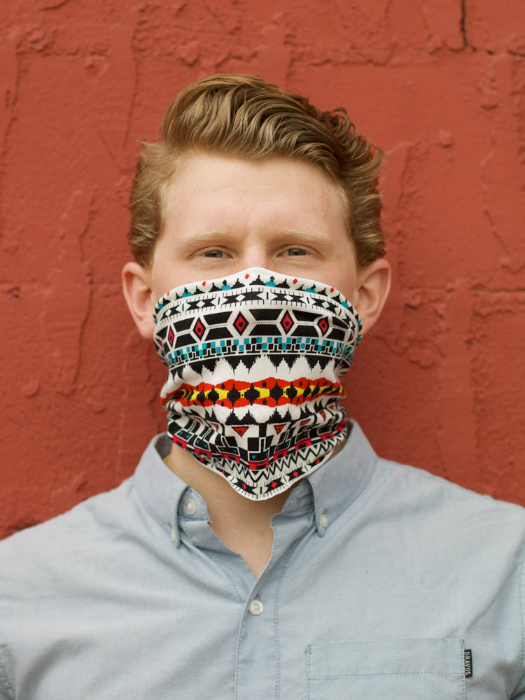 American Made Masks™ Fabric Mask - Colorado Aztec