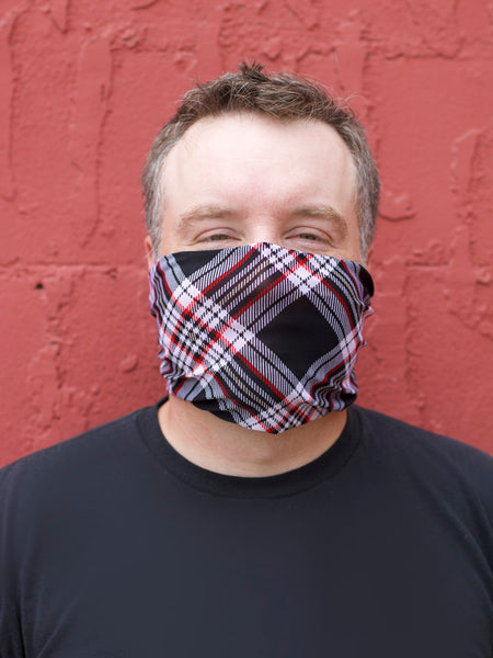 American Made Masks™ Fabric Mask - Plaid