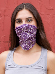 American Made Masks™ Fabric Mask - Purplex