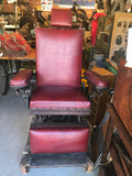 Vintage Barbers Chair