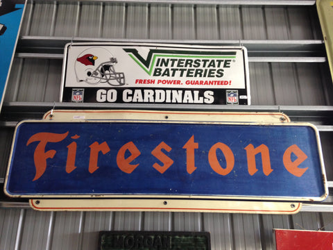 Interstate NFL Sign