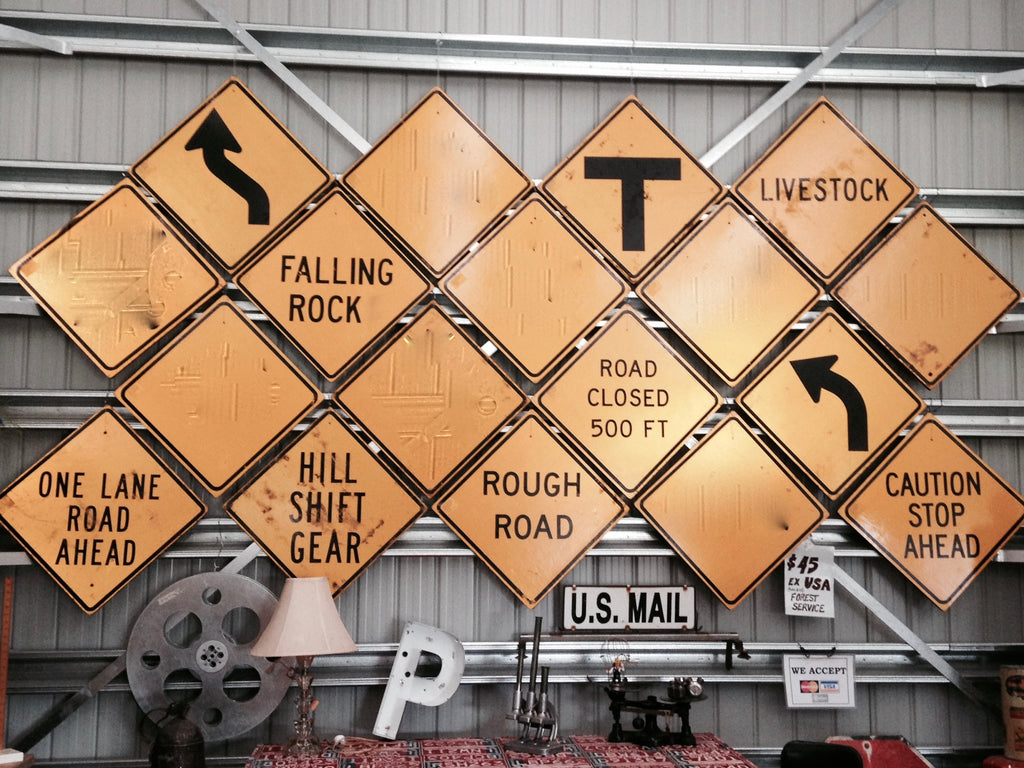 USA Road Signs