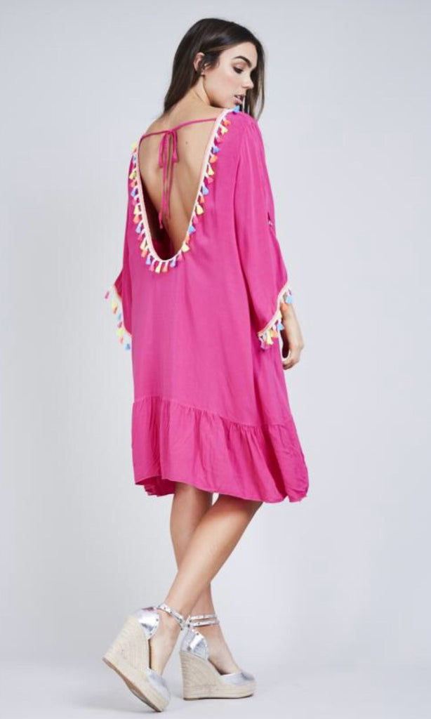 MOLLY OVERSIZED DRESS